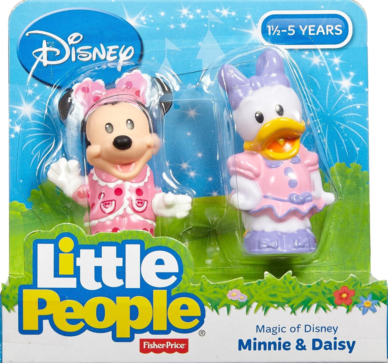 Amazon.com: Fisher-Price Little People Magic of Disney Minnie ...