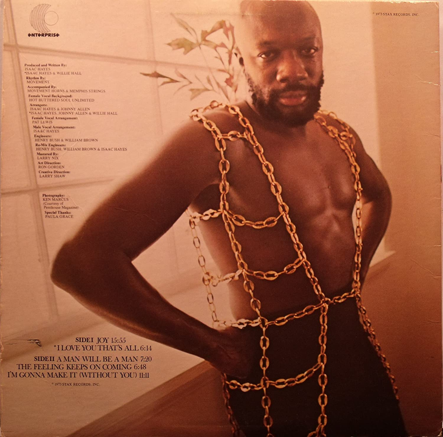 Isaac Hayes' Stax Catalog Gets Remastered For Digital Release