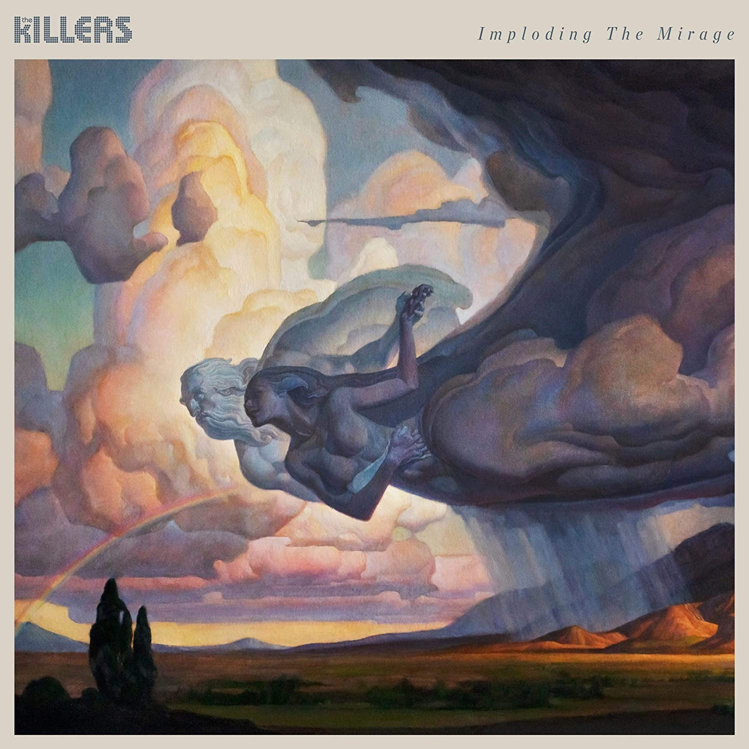 Imploding The Mirage : The Killers, The Killers: Amazon.es: CDs y vinilos}