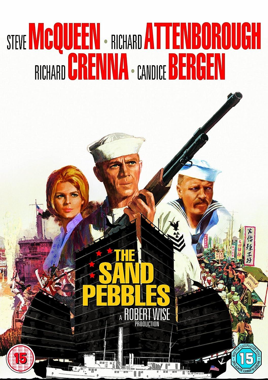 Amazon.com: The Sand Pebbles [DVD] [1966]: Movies & TV