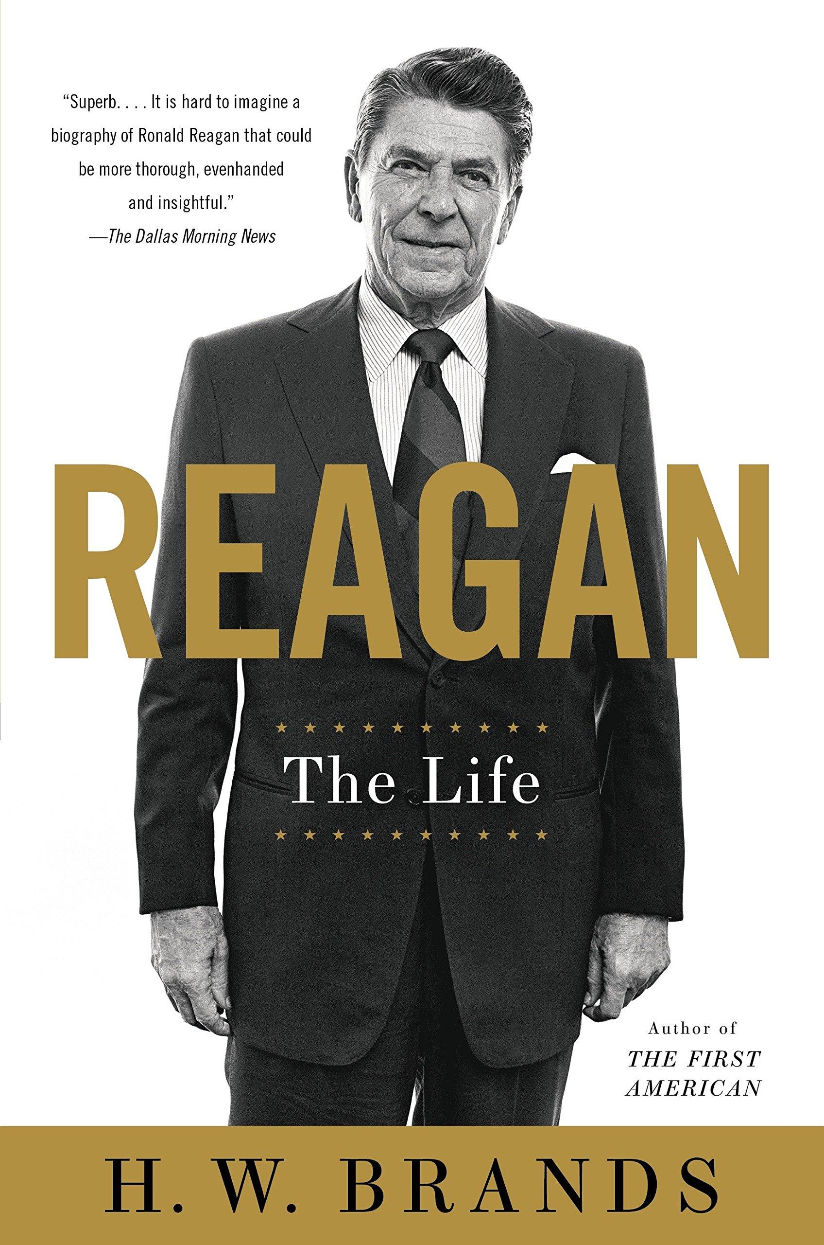 Reagan biography