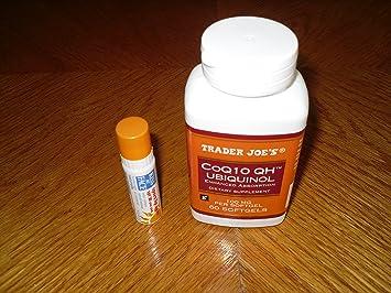 Amazon.com: Comerciante Joe s CoQ10 QH Ubiquinol – 100 mg ...