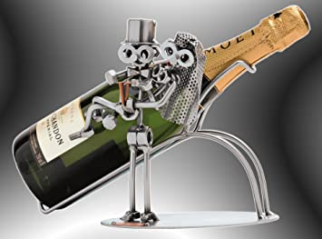 Boystoys Hk Design Brautpaar Sekt Champagner Flaschenhalter