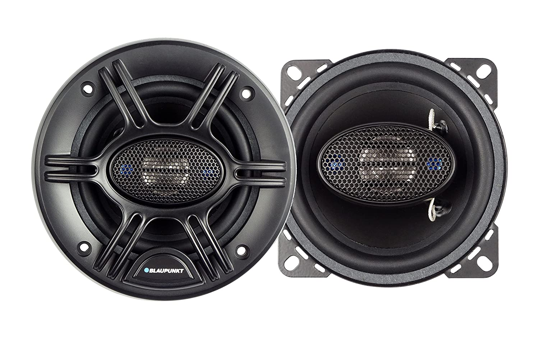 Blaupunkt GTX 401 4-Inch 240W 4-Way Coaxial Car Audio Speaker GTX401