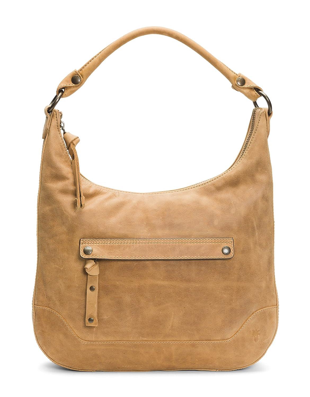 Amazon.com  FRYE Melissa Zip Leather Hobo Handbag bf5304e2ee1db