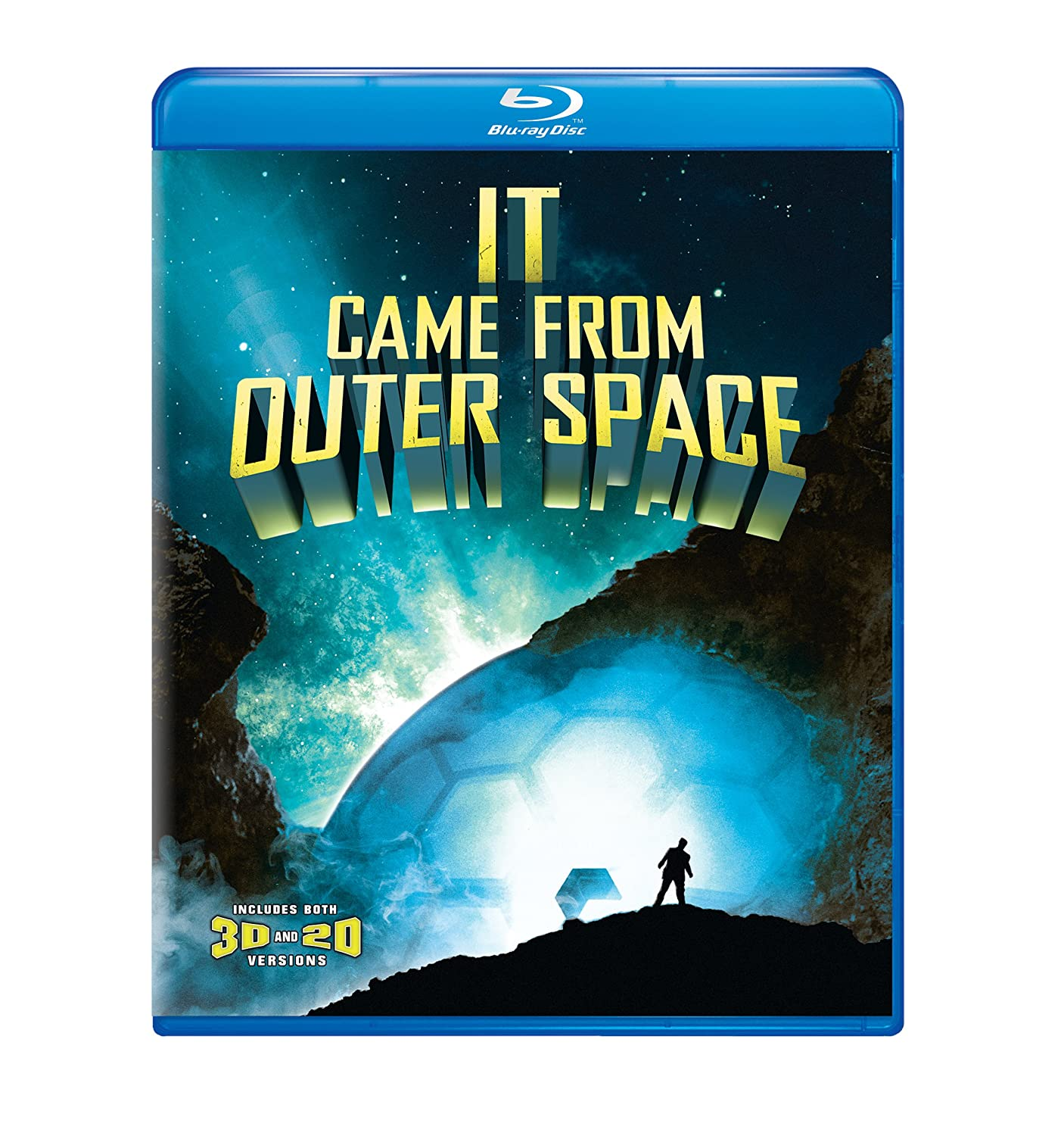 It Came from Outer Space (3D) [Blu-ray] (Sous-titres français) Richard Carlson