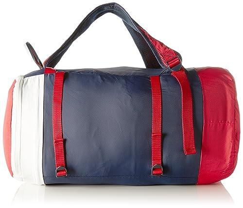 Tommy Hilfiger - Packable Backpack, Mochilas Hombre, Mehrfarbig (Rwb), 26x47x28 cm