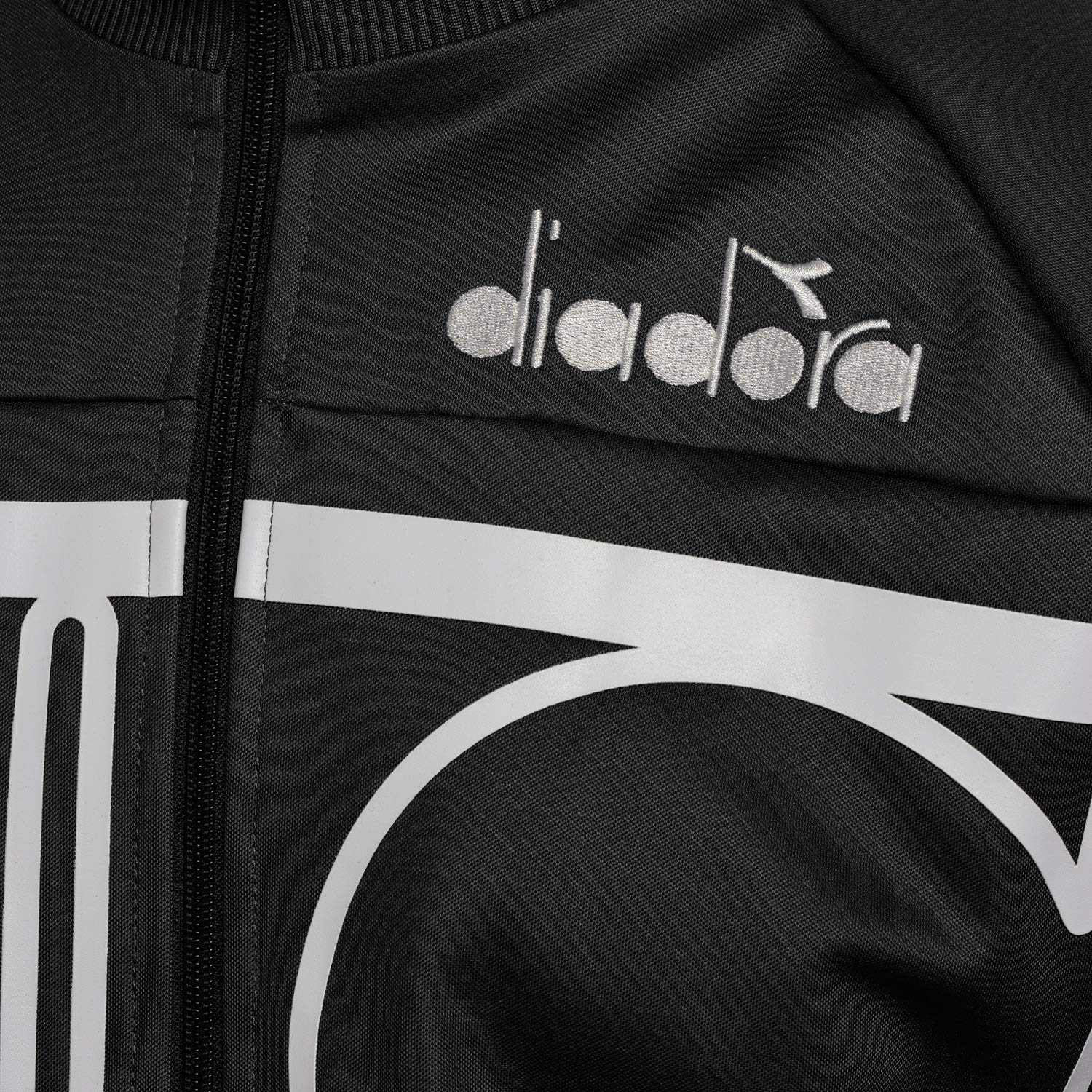 Diadora Jacket Jacket 80S Bold for Man