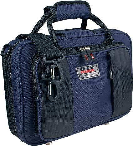 Protec MX307BX - Estuche para clarinete, color azul: Amazon.es: Instrumentos musicales