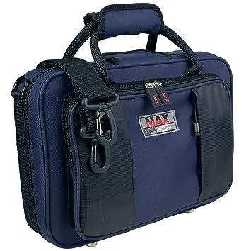 Protec MX307BX - Estuche para clarinete, color azul