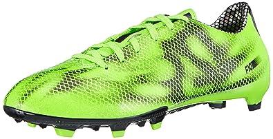 reputable site d545d 1169e adidas F10 FG, Herren Fußballschuhe, Grün (Solar GreenCore BlackCore