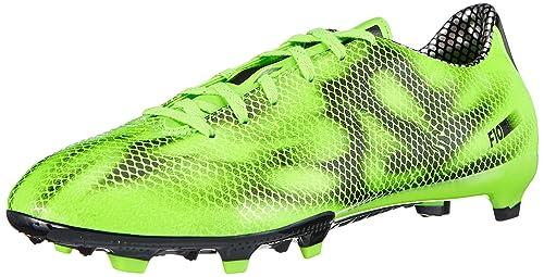 Adidas F10 Fg Scarpe Da Calcio da uomo Grigio Gruen 44 2/3