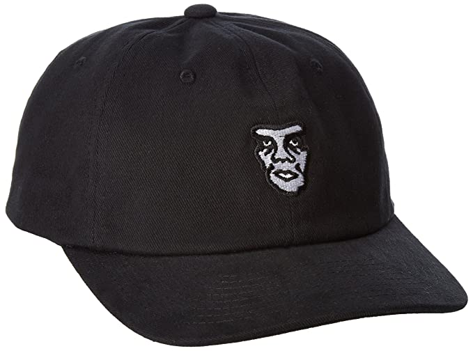 Obey - Gorra de béisbol - para Hombre Negro Talla única  Amazon.es  Ropa y  accesorios 021c9607dcf