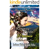The Runaway Bride - Patience: Western Brides (Across the Prairie Plain Book 2)