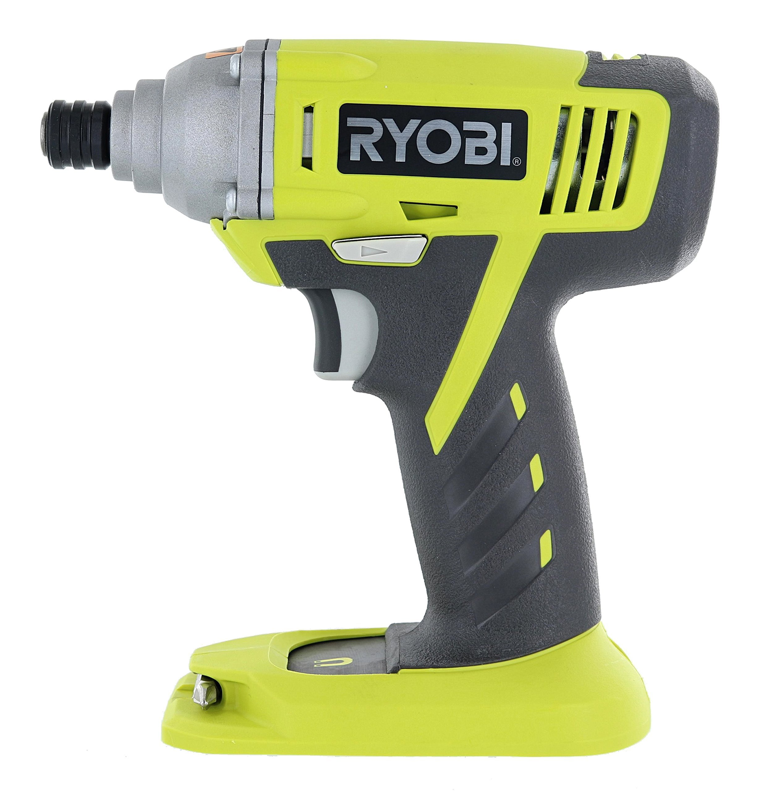 Ryobi P234g One+ 18-Volt Lithium Ion Cordless Impact Driver (Battery Not Included / Power Tool Only) (Certified Refurbished) by Ryobi (Image #2)