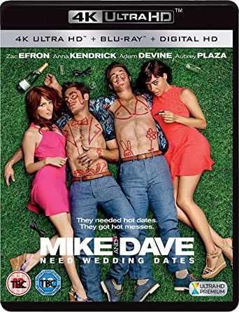 Movies Like Mike And Dave Need Wedding Dates.Amazon Com Mike And Dave Need Wedding Dates 4k Ultra Hd Blu Ray