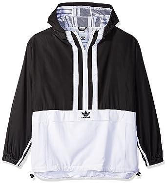 1f1412a504c5 adidas Originals Men s Authentics Anorak at Amazon Men s Clothing store