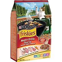 Purina Friskies 12373673 iskies Meaty Grill Cat Food 3kg(Pack of 1)