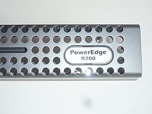 New Dell PowerEdge R200 Front Bezel with Keys DP022 0DP022 CN-0DP022