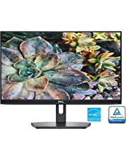 Dell SE2219H 21.5 Inch IPS LED-backlit LCD 2019 Monitor - (Black) (5 ms Response Time, FHD 1920 x 1080 at 60 Hz, Thin Bezel, Tilt, HDMI, VGA)
