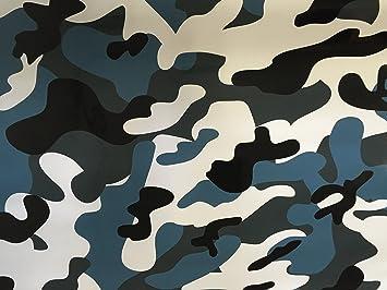 Winter Camouflage Autofolie 100x152cm Blasenfrei Mit Luftkanäle Gratis Montageanleitung 14 99 1qm Auto