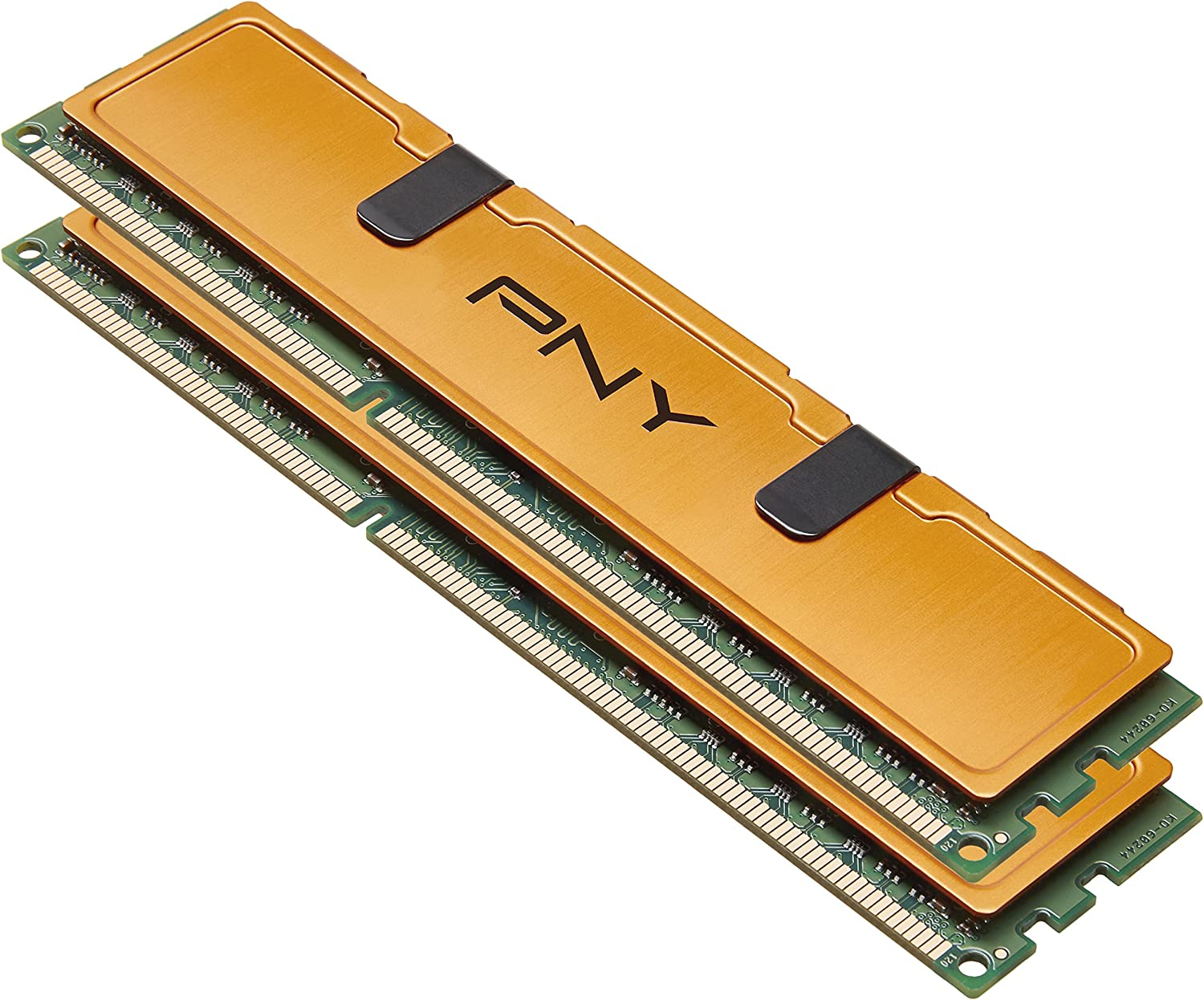 PNY DDR3 8GB (2x4GB) 1333MHz (PC3-10666) CAS 9 1.5V PC Memory Desktop Kit (MD8192KD3-1333)
