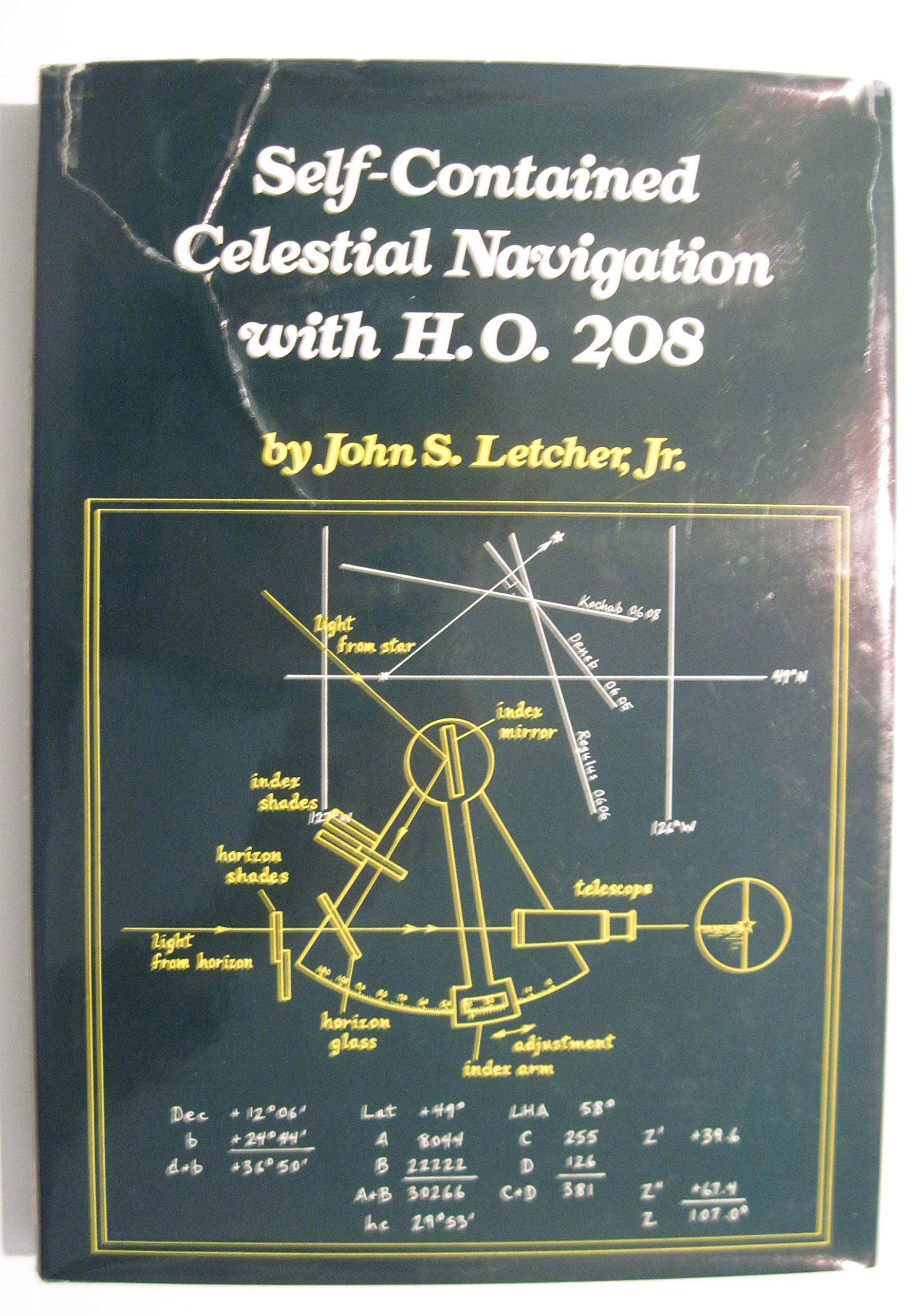 Self-contained Celestial Navigation with HO 208: Amazon.es ...
