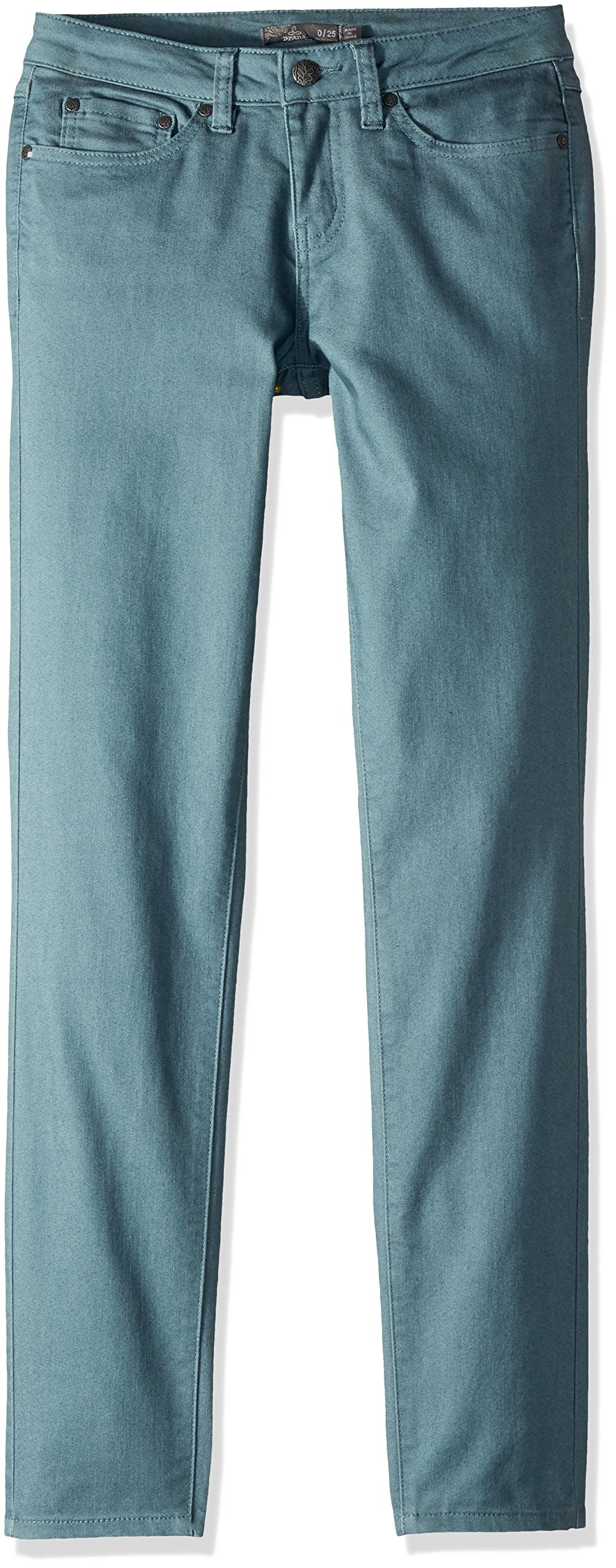 prAna Kayla Jean Inseam Pants, Starling Green, Size 6 by prAna