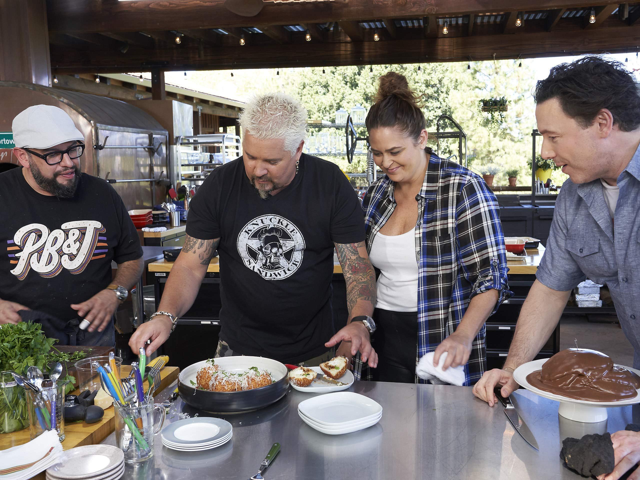 Watch Guy S Ranch Kitchen Season 2 Prime Video