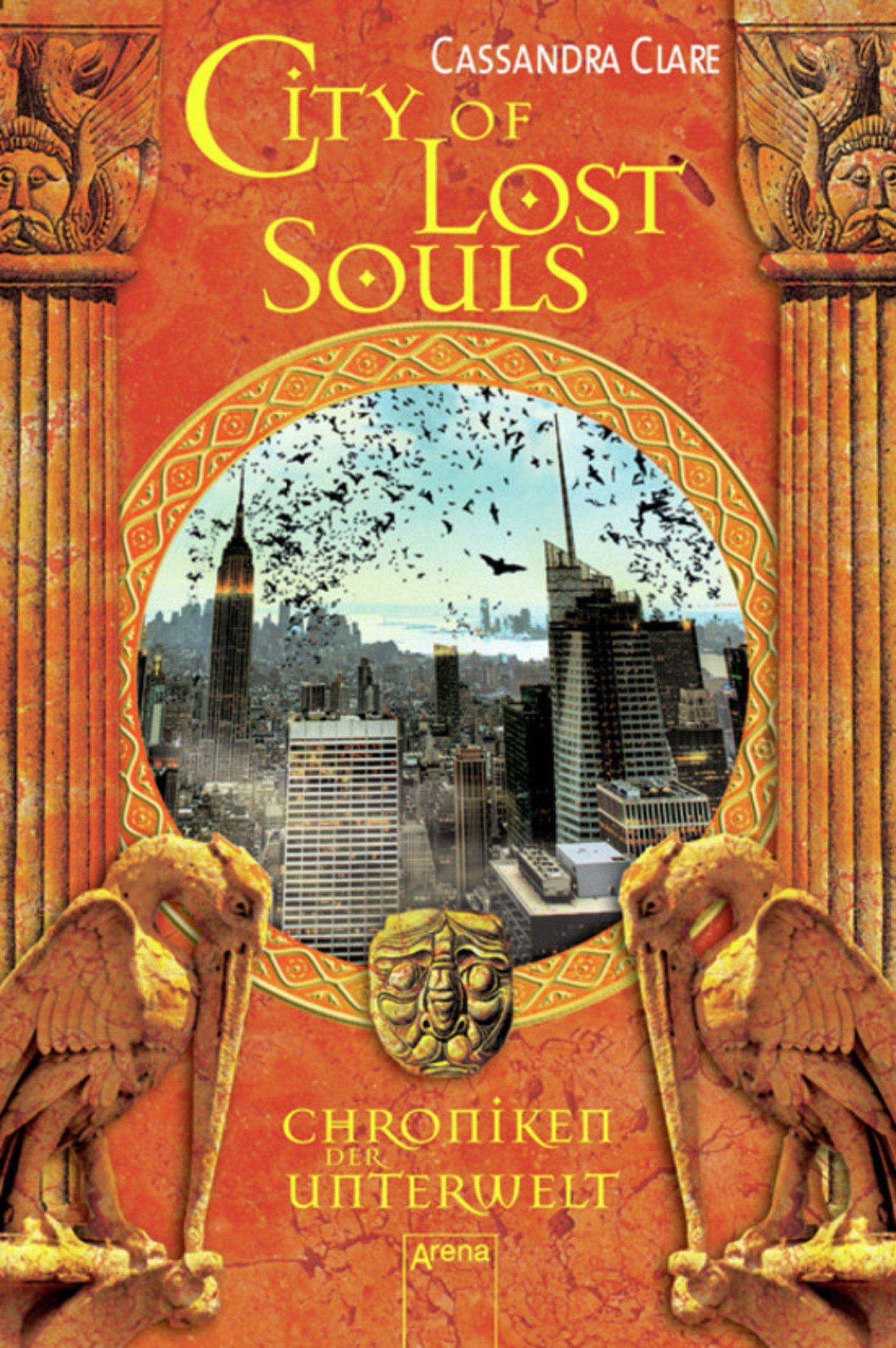 City of Lost Souls: Chroniken der Unterwelt (5) (German Edition)
