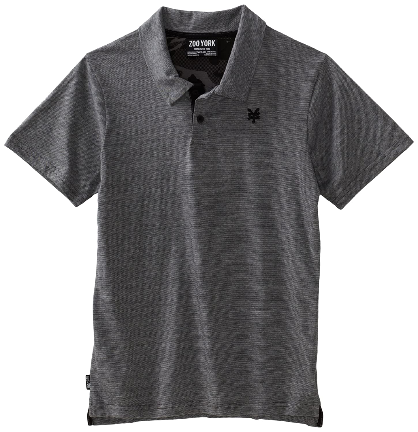 Zoo York Big Boys Basic Polo