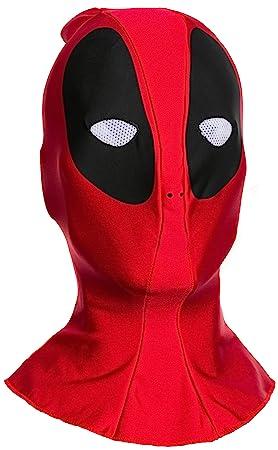 Máscara de Deadpool para hombre
