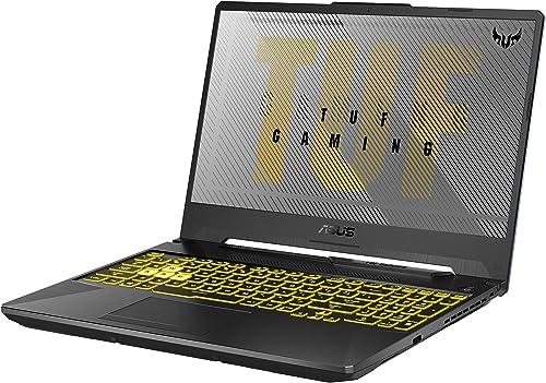 "CUK ASUS TUF506IV Gaming Laptop PC (AMD Ryzen 7 4800H CPU, 32GB RAM, 1TB NVMe SSD, NVIDIA GeForce RTX 2060 6GB GPU, 15.6"" Full HD 144Hz, Windows 10 Home)"