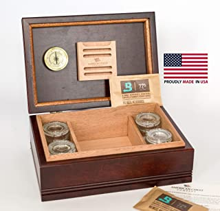 product image for American Chest Large Amish CannBisDor Humidor