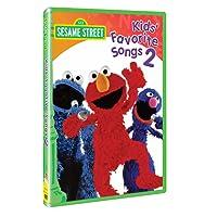 Sesame Street: Kids' Favorite Songs 2