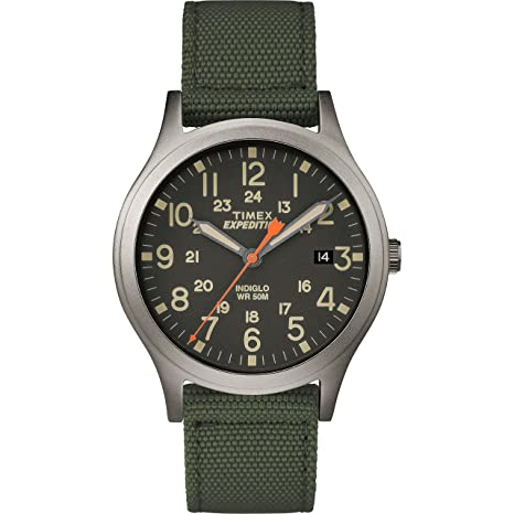 Review Timex Unisex TW4B13900 Expedition