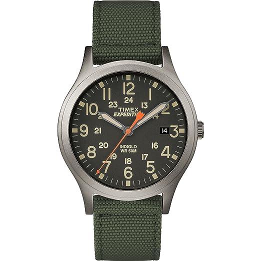 Amazon.com: Timex Expedition Scout - Reloj de pulsera (1.417 ...