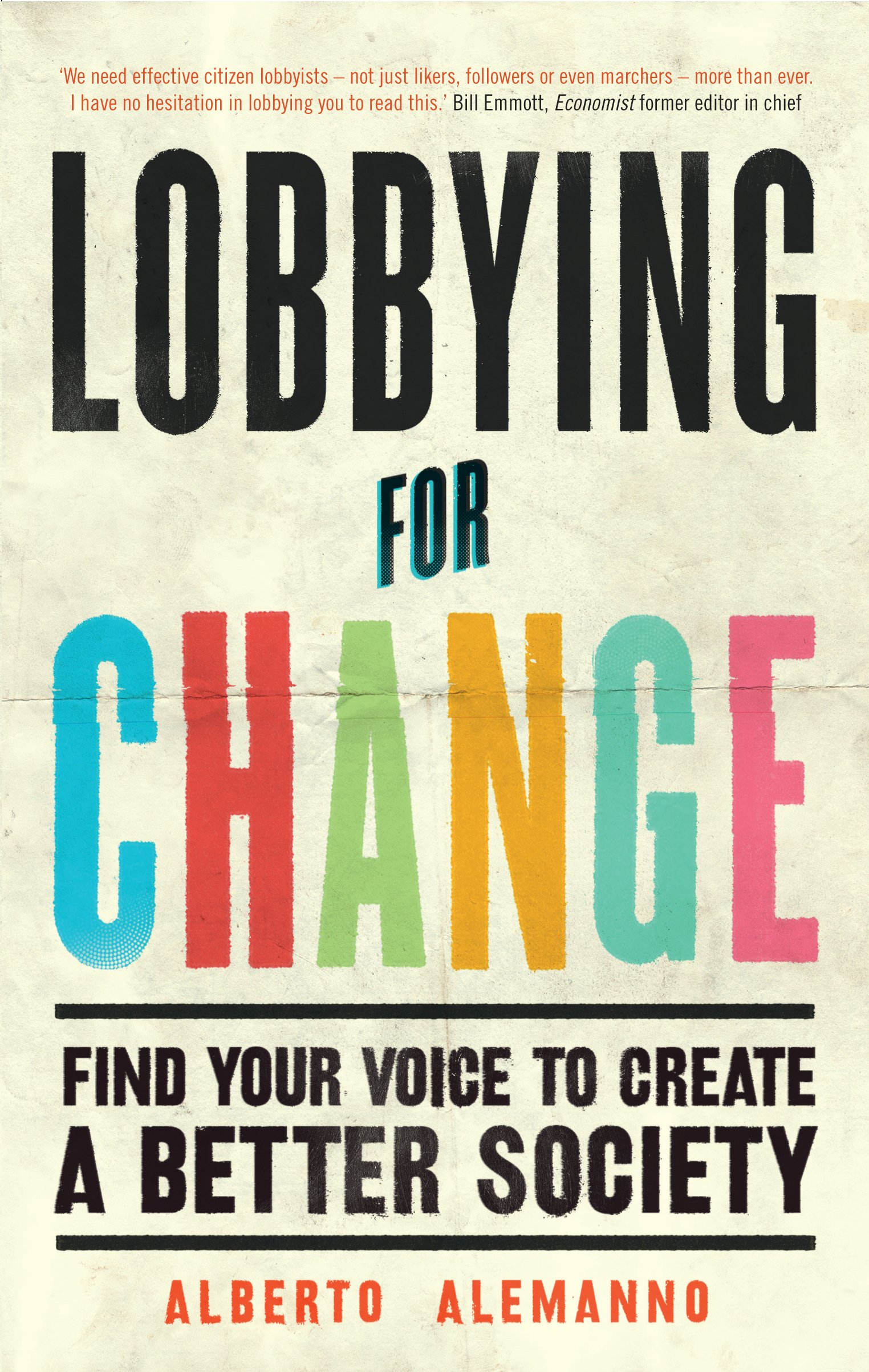 how to create change in society