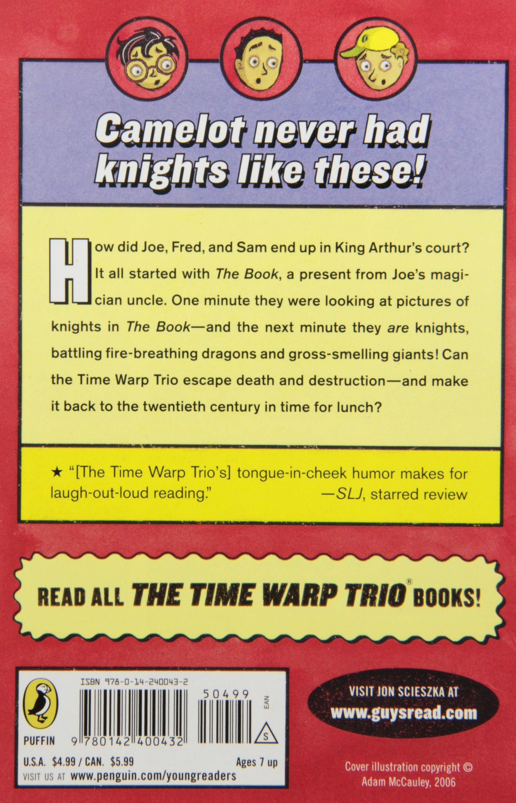Amazon the knights of the kitchen table 1 time warp trio amazon the knights of the kitchen table 1 time warp trio 9780142400432 jon scieszka lane smith books workwithnaturefo