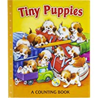 Tiny Puppies - A Counting Book