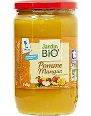 Jardin Bio Dessert Biofruits Pomme Mangue 680 g - Lot de 3