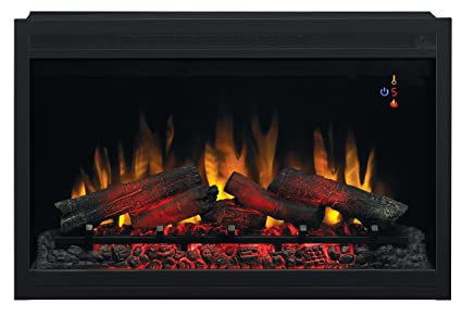 Amazon classicflame 36eb220 grt 36 traditional built in classicflame 36eb220 grt 36quot traditional built in electric fireplace insert solutioingenieria Images