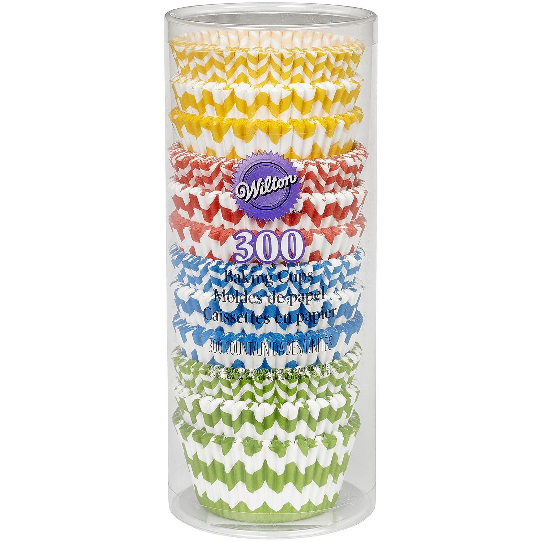 Wilton Seasonal Cupcake Liners, 300-Count 415-8124