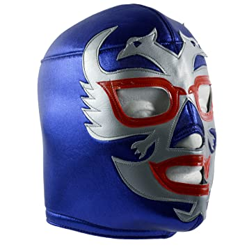 Máscara de Lucha Libre (Rey Mysterio)