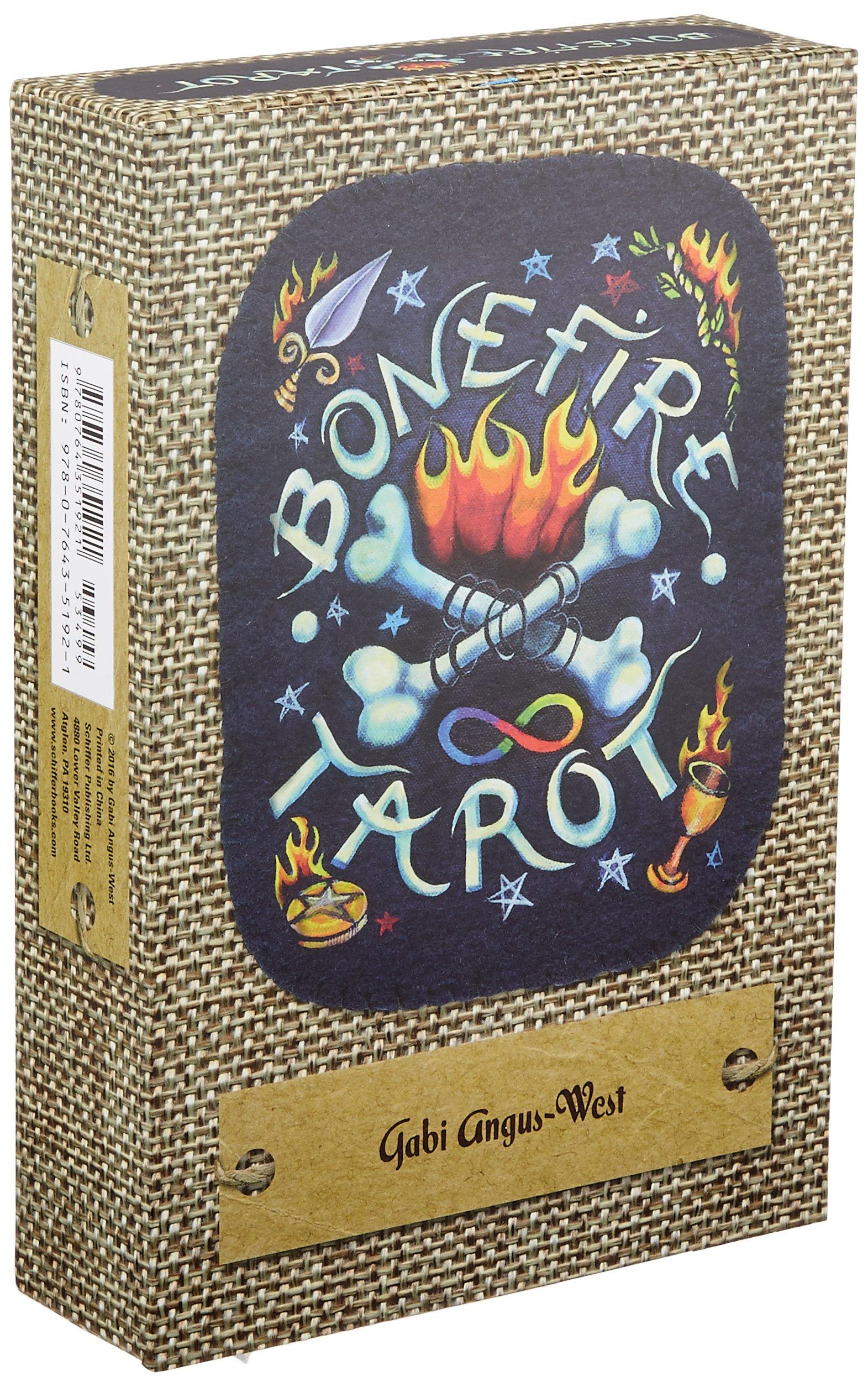 Bonefire Tarot: Amazon.es: Gabi Angus-West: Libros en ...