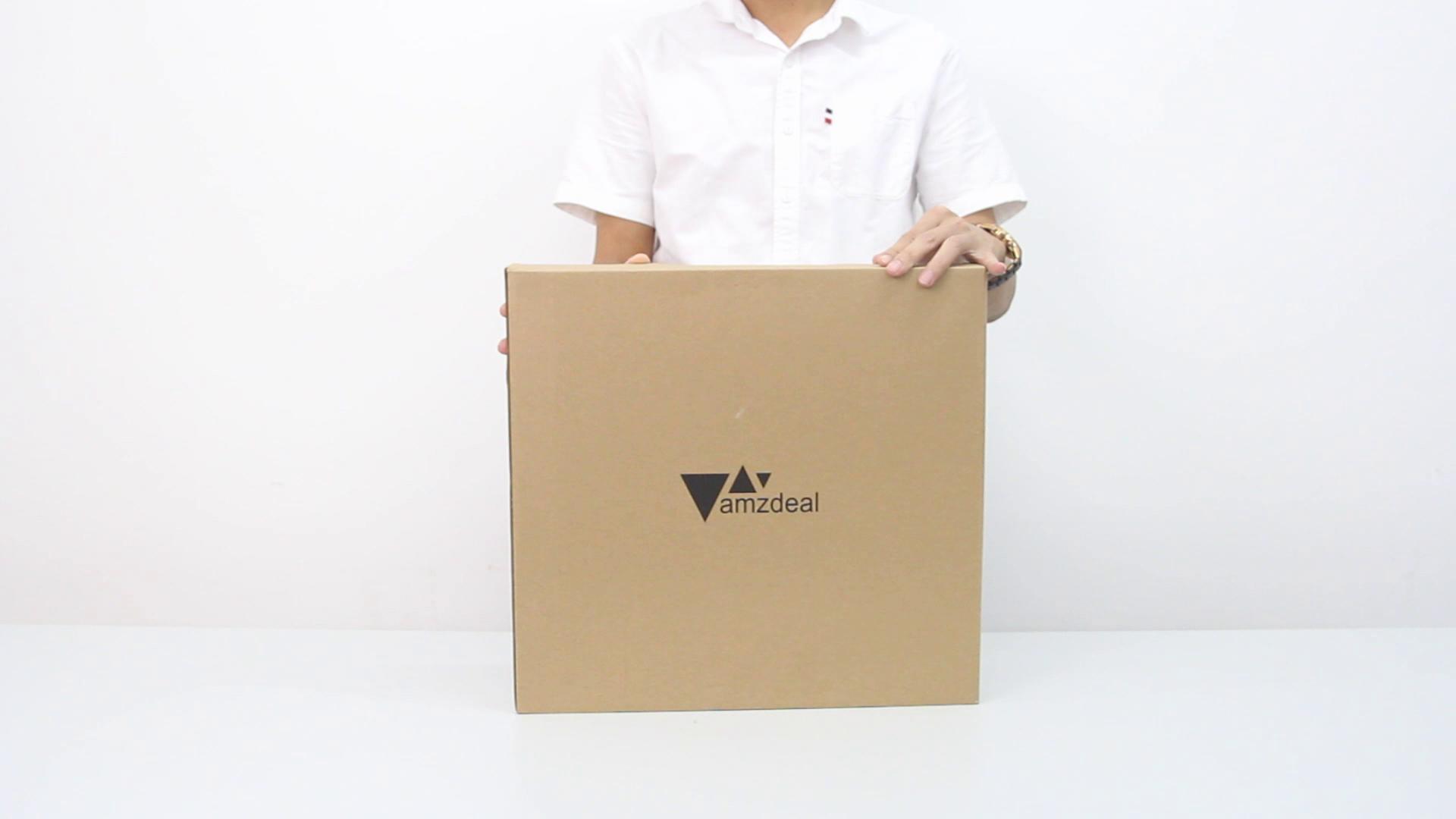 Amzdeal Caja de Luz 40x40x40cm,Caja de Fotografía Portátil con ...