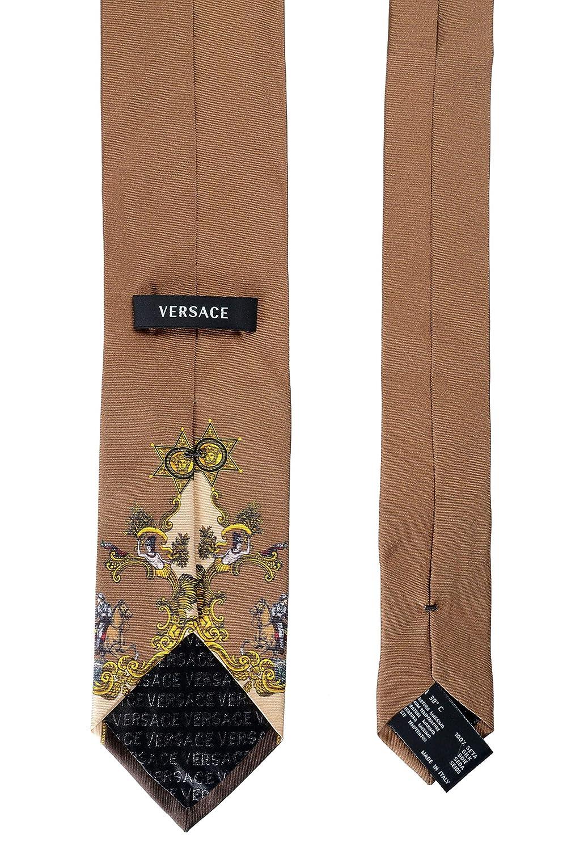 Versace MensCOWBOW Multi-Color 100/% Silk Tie