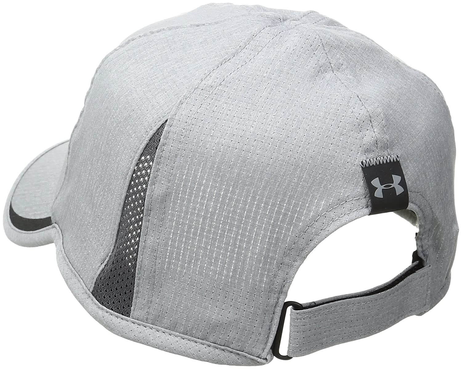 Under Armour Mens Shadow ArmourVent Cap Steel 035 //Black One Size UNDRJ 1278207
