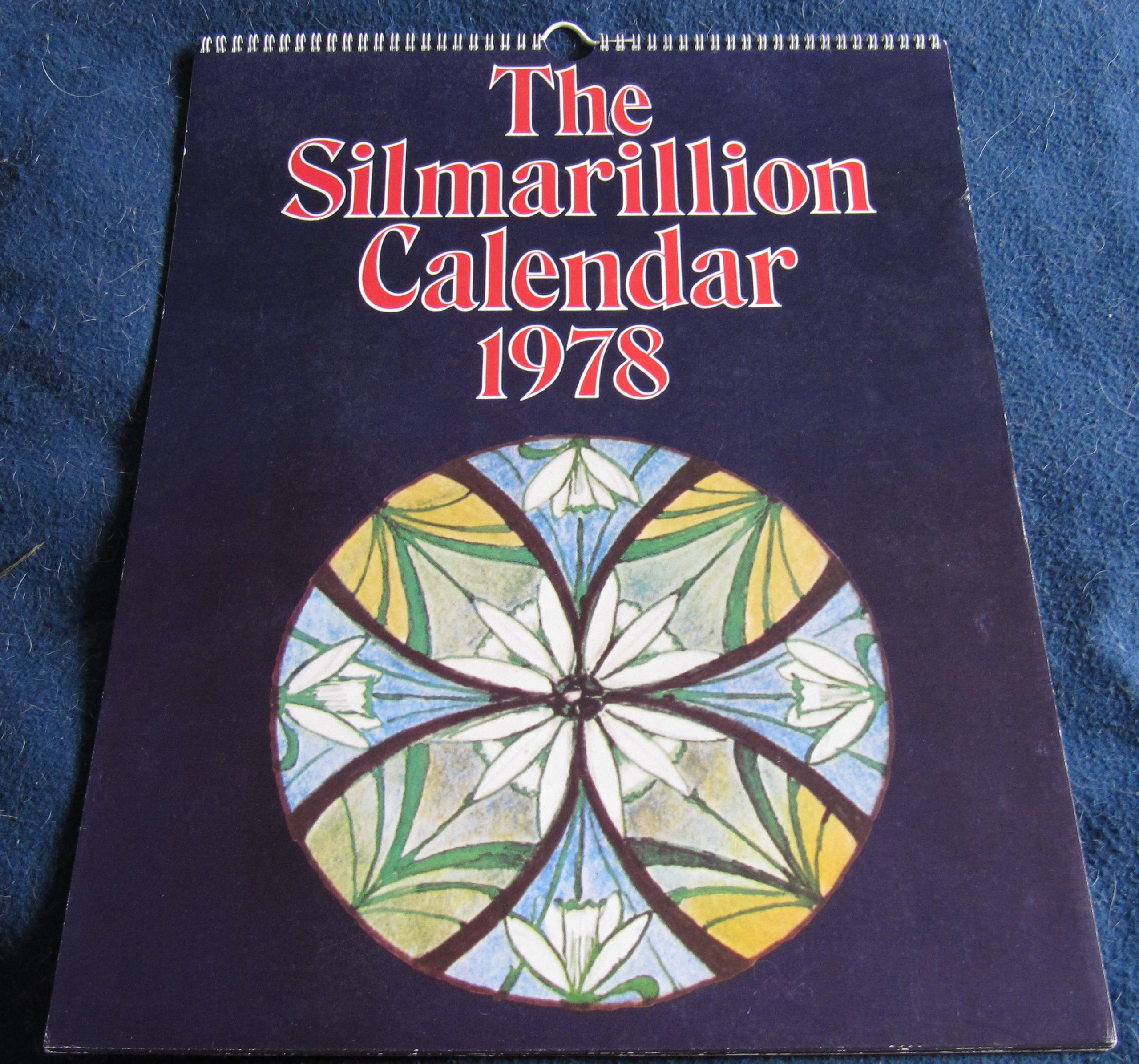 The Silmarillion Calendar 1978, J.R.R. Tolkien