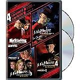 4 Film Favorites: A Nightmare on Elm Street 1-4 (Bilingual)
